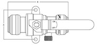 Ball Valves with Drain and Mounting Bracket_Secondary